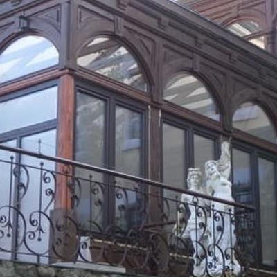 okna zimowy ogród 2