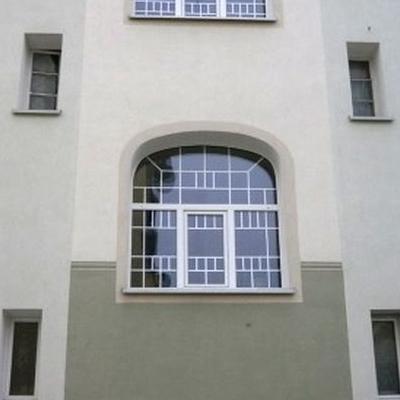 okna witrażowe